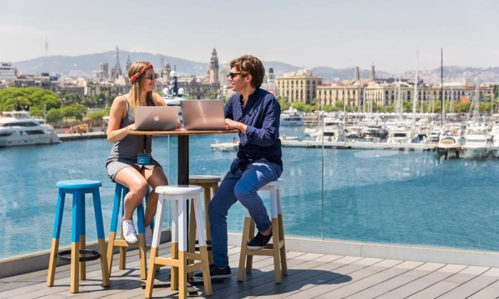 Onecowork - Best Coworking Spaces in Barcelona