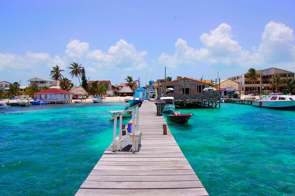 belize reopening for tourism