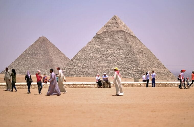egypt reopening borders