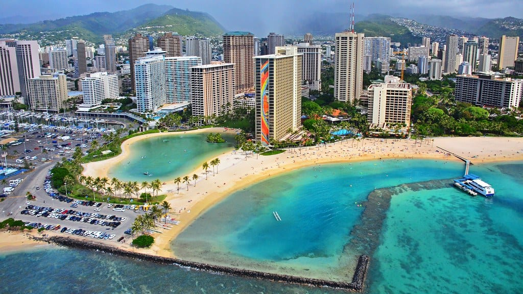 hawaii - countries reopening for tourists