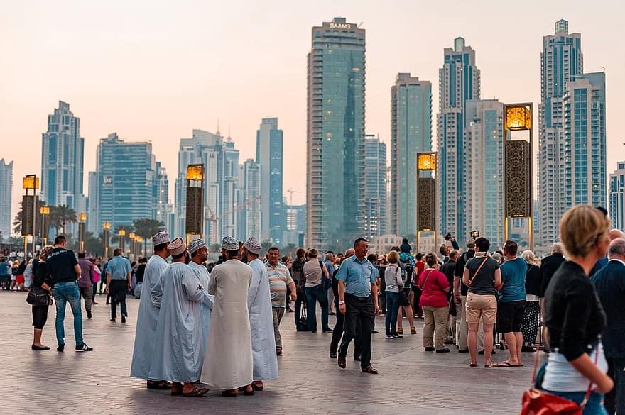Dubai reopening for tourism