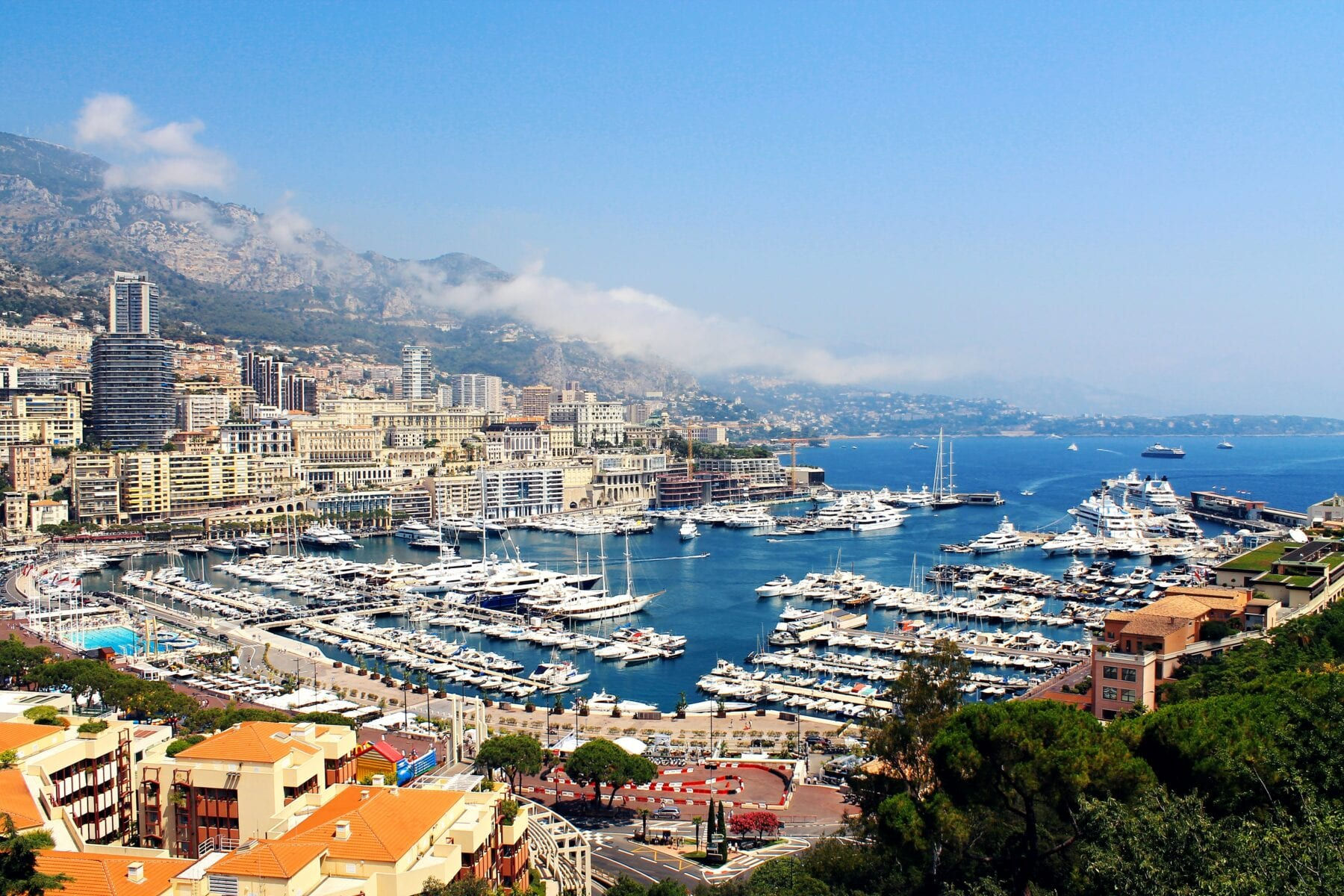 Monaco reopen for tourism and business travel