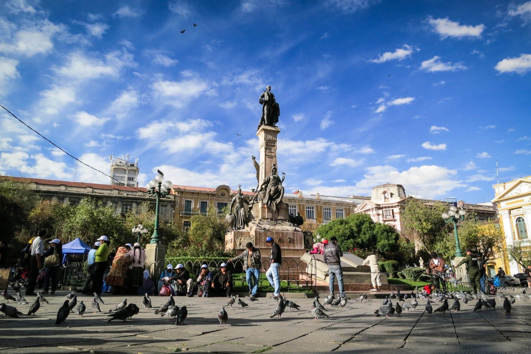 bolivis is reopening international flights