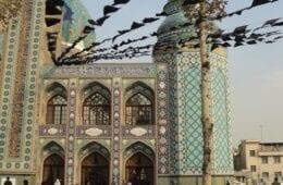 iran reopening borders
