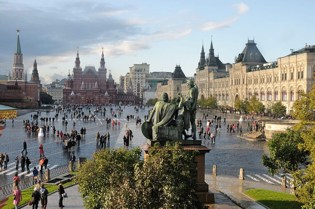 Russia reopening for tourism - Travel restrictions