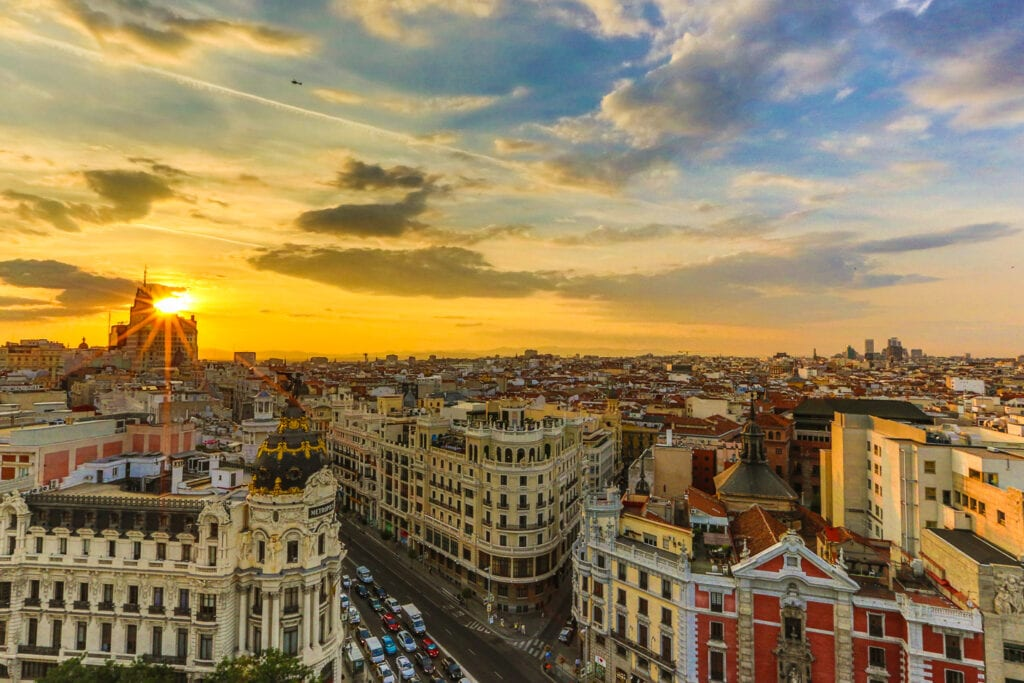 Spain travel restrictions for tourists