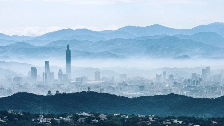 taiwan reopening borders to tourism