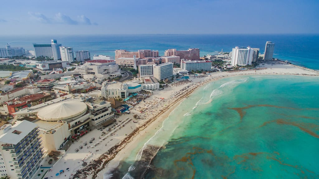 Mexico reopening for tourism - travel restrictions
