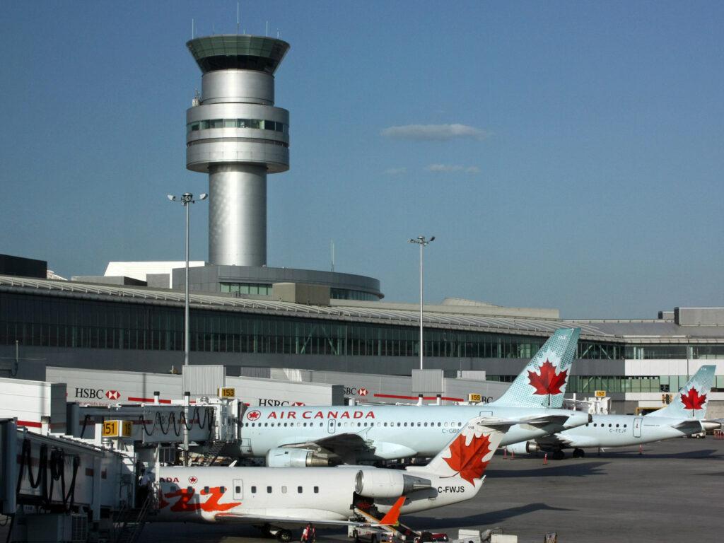 Canada reabierta para el turismo - restricciones aeropuertos