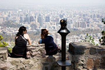Chile reabre para el turismo - restricciones.