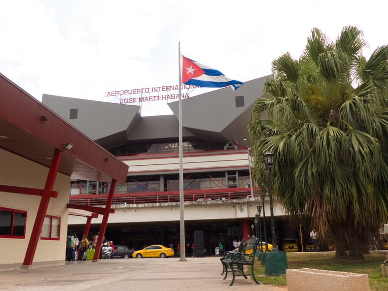 Cuba reopening for tourism - airports reopening