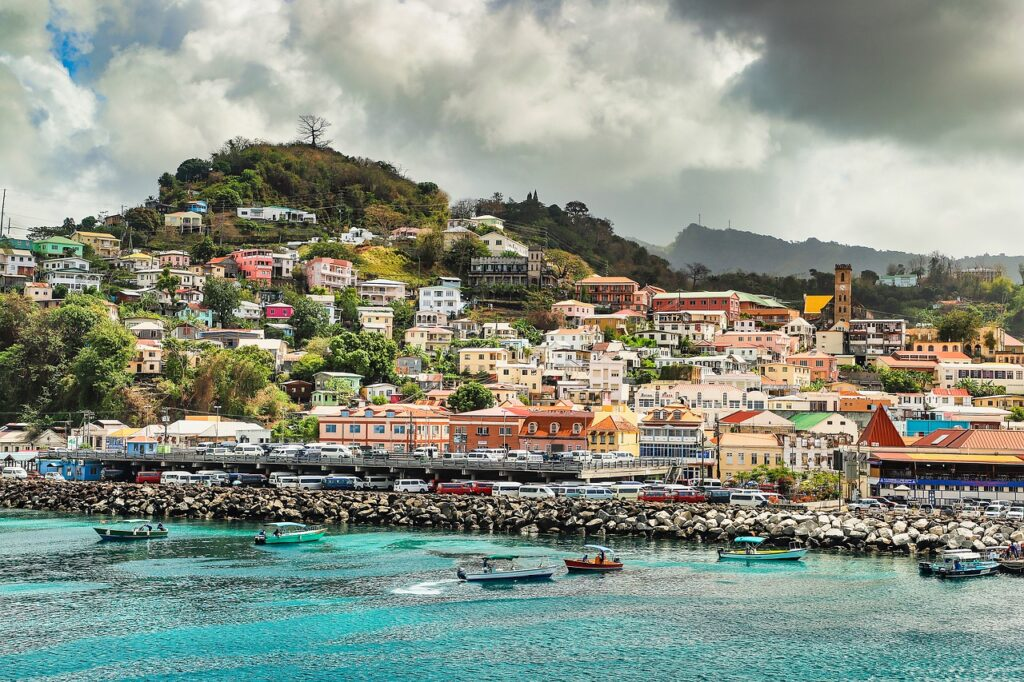 Grenada - One of the Smallest Countries in the World by Area