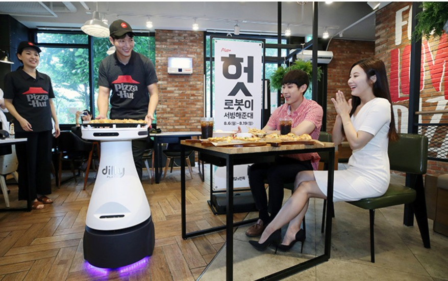 Robots in South Korea - Fun Facts
