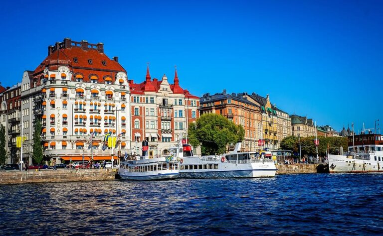 Sweden reopening for tourism - travel restrictions