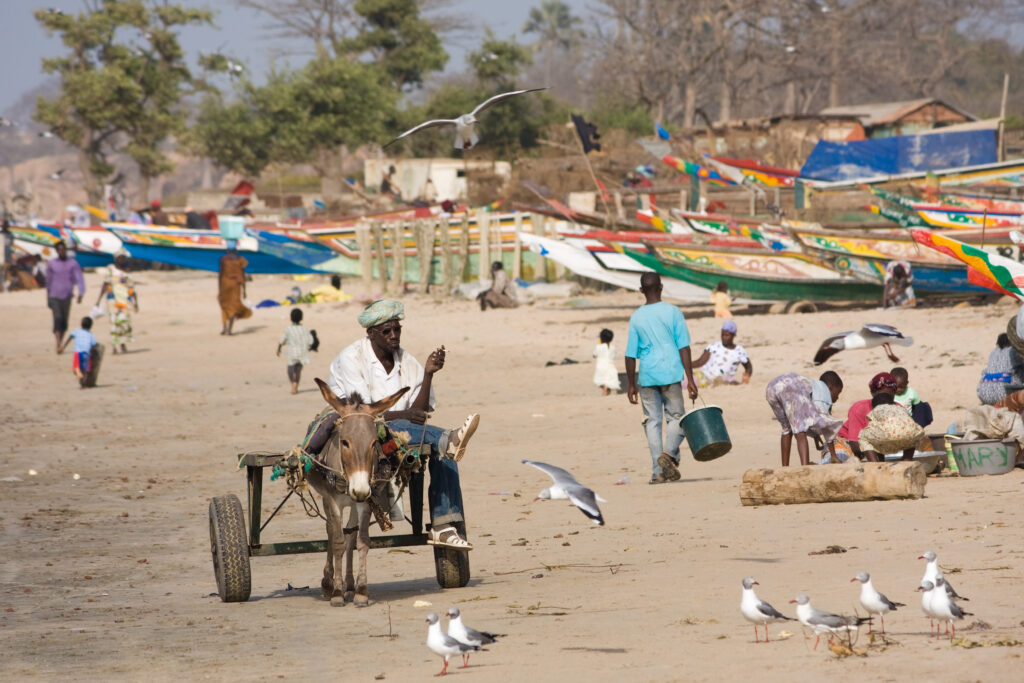 10th Safest Country in Africa - Gambia