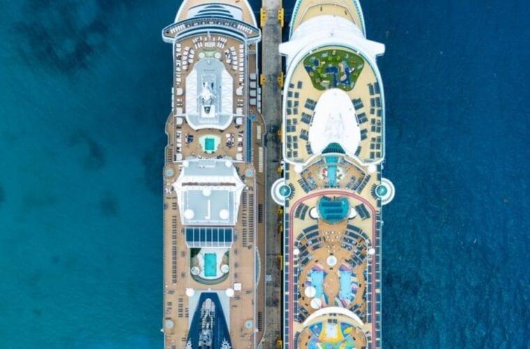 Cruise Ships Scraping
