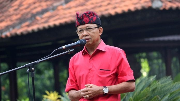 Governor of Bali optimistic about reopening of tourism soon