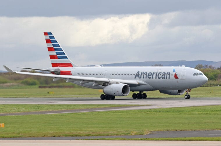 Americal Airlines cutting flights