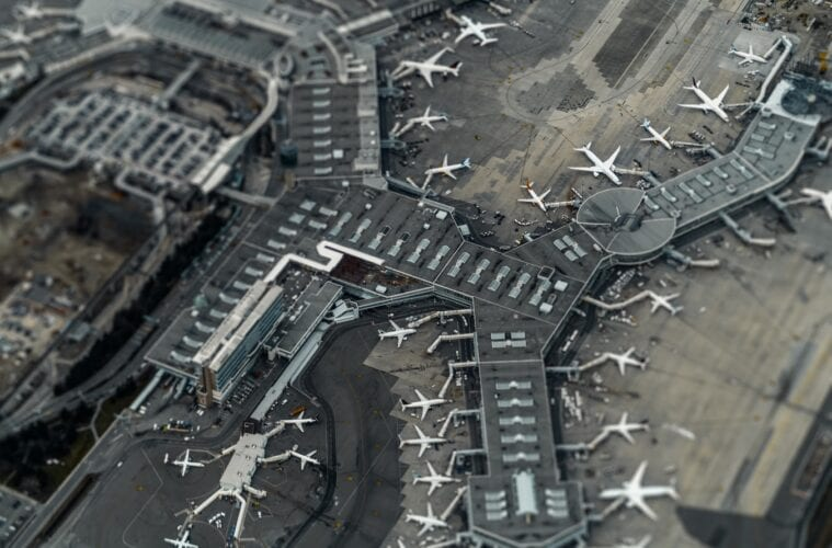 busiest flights routes during covid