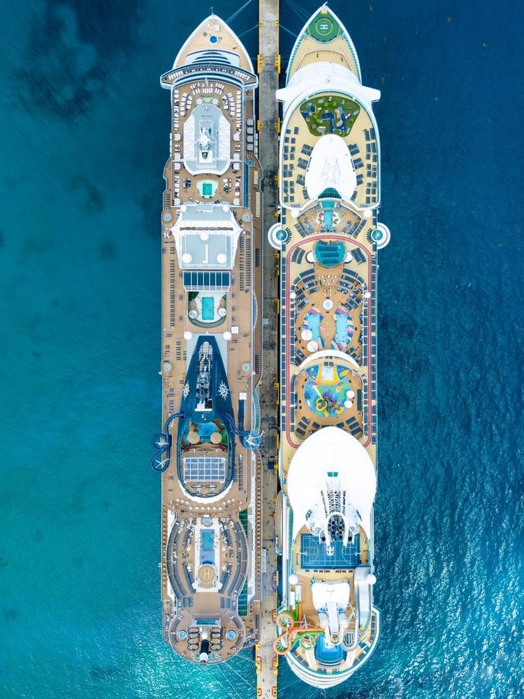 cruises scraping