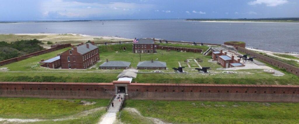 Fort Clinch - Oldest State Parkin Florida