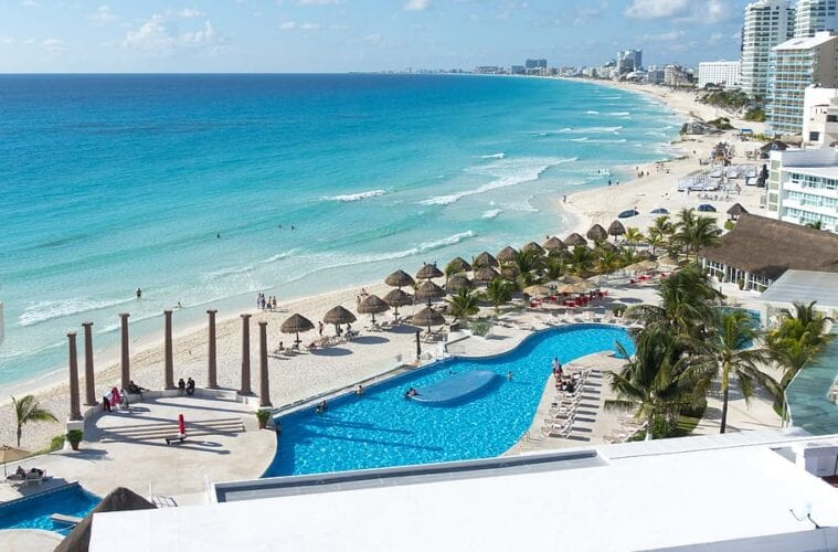 mexico tourism recovering fast