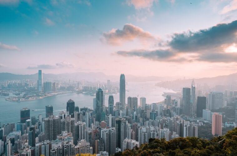 Singpore Hong Kong Travel Bubble
