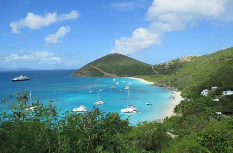 British Virgin Islands Open for Tourism