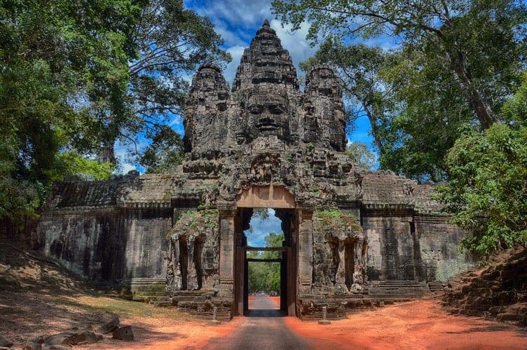 Cambodia safe to visit - Covid-19