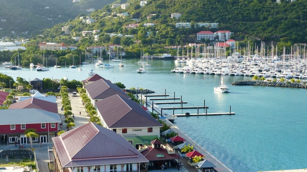 British Virgin Islands safe to visit - Covid-19
