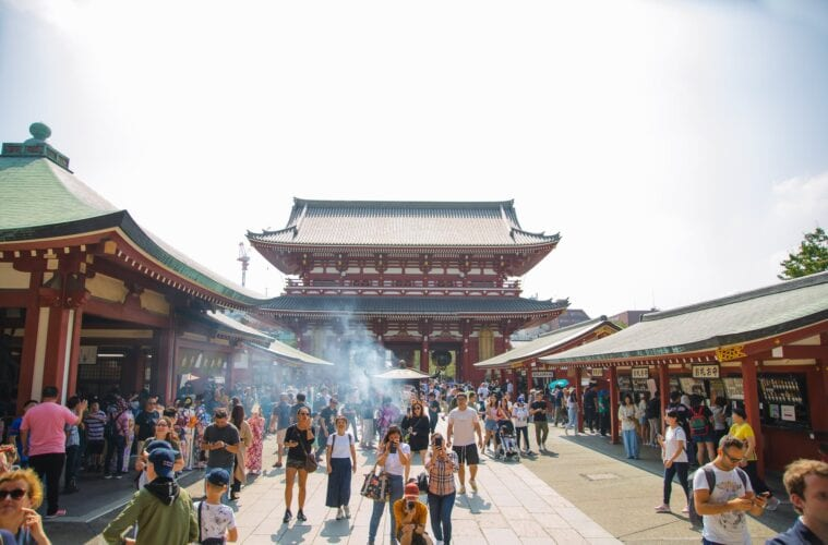japan planning to allow tourism
