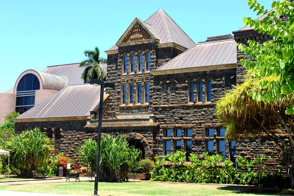 Bishop Museum, Honolulu, Hawaii