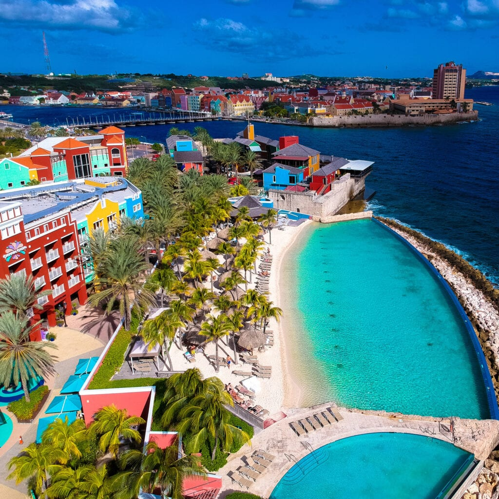 Curacao-officially-reopened-tourism-to-all-visitors-on-January-1