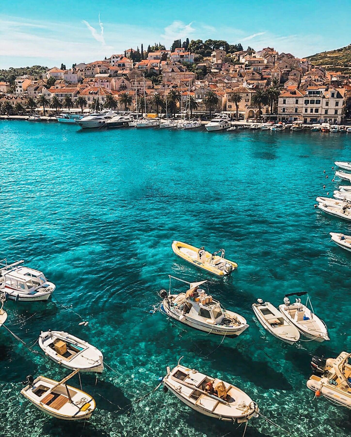 Dalmatia, Croatian cost