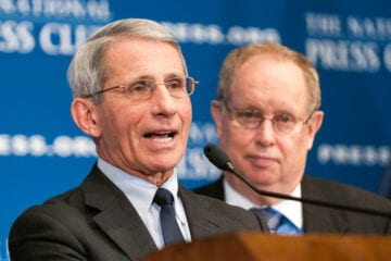 Dr. Fauci - vaccine required for travel