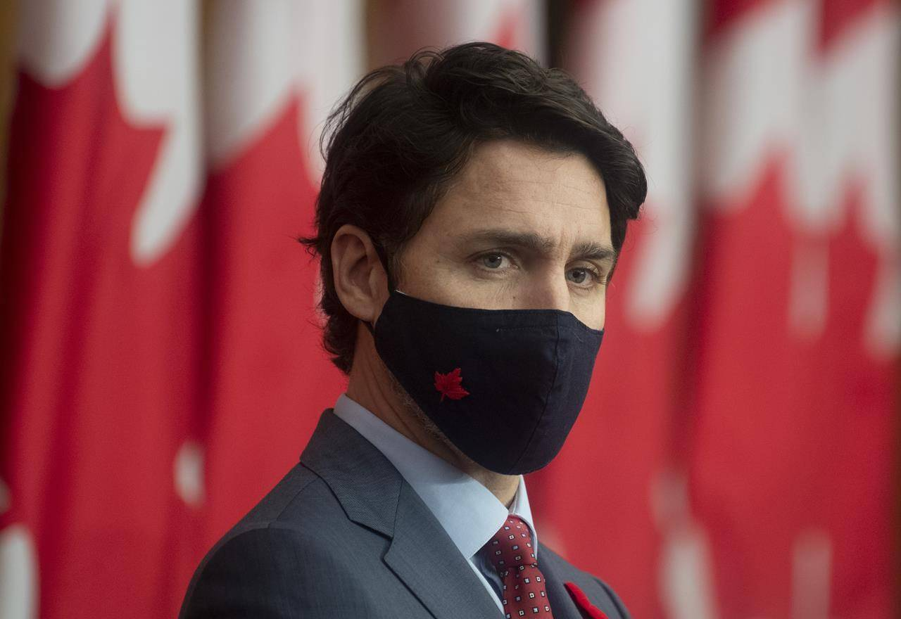 Justin Trudeau – Canada has banned all flights to Mexico and the Caribbean