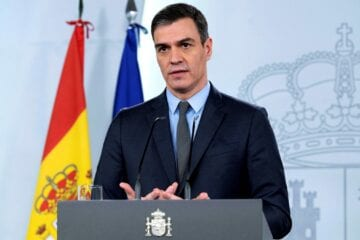 Pedro Sanchez - Spain might stay closed for tourism until the end of summer