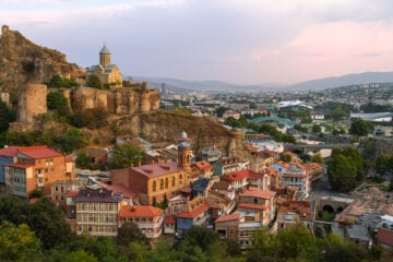 Tbilisi, Georgia, second on the list of best cities for digital nomads