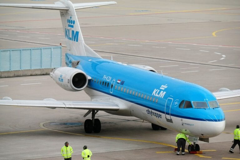 The Netherlands has banned flights from 17 countries
