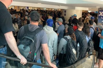 Cancun airport reports one of the busiest days with nearly 400 flights