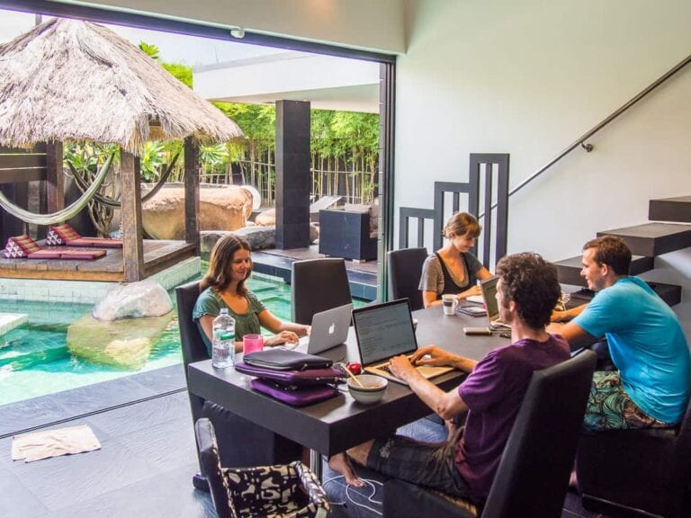 Coworking Camps for Remote Workers to be a Trend after the Pandemic