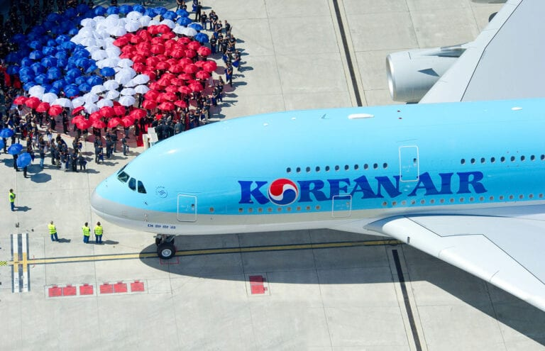 Korean Air the only airline that made a profit in 2020