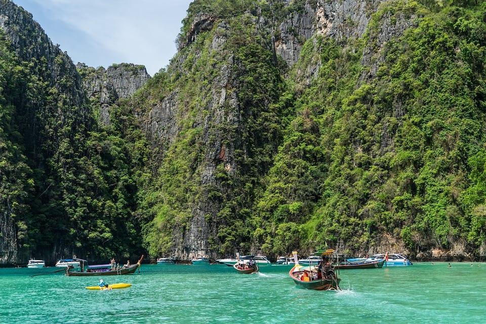 Phi, Phi Island, Phuket, Thailand