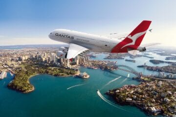 Qantas Airline Plans to Reopen International Flights to and from Australia in October