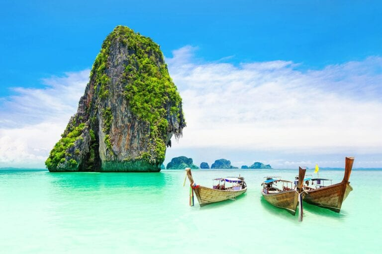 Thailand Aims to Become Top Destination for Cryptocurrency Travelers