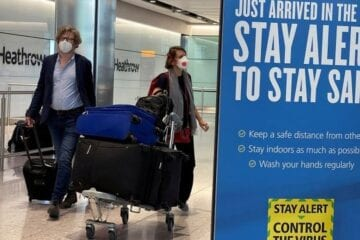 U.K. Hotel-Quarantine Restriction for 33 Countries to Start on Feb15