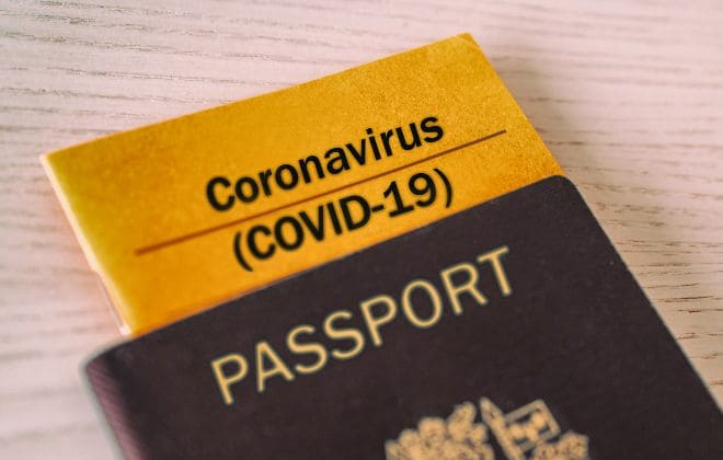 UK vaccine passport could allow British to travel this spring