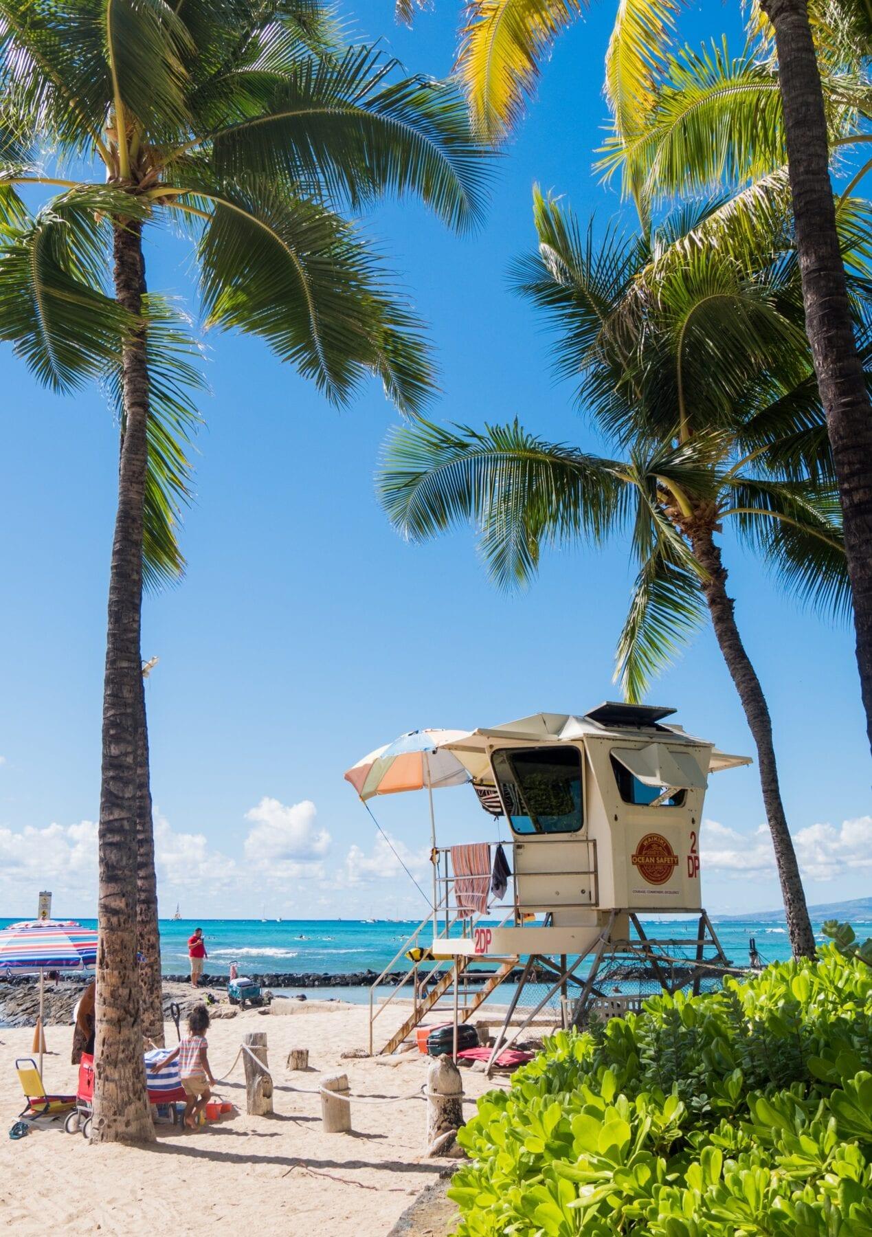 Waikiki, Hawaï, Verenigde Staten