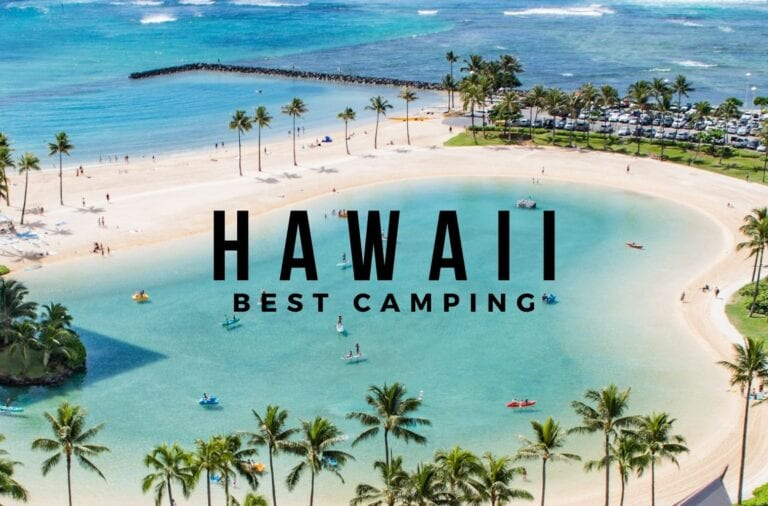 Best Camping in Hawaii