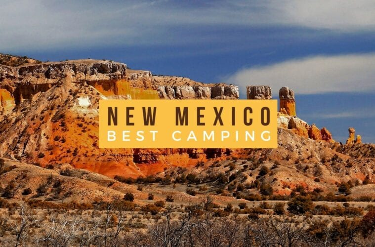Best Camping in New Mexico